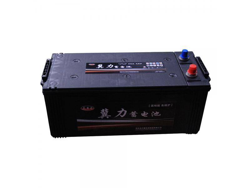 N165  Maintenance Free Starter Battery for Truck 12v 165ah