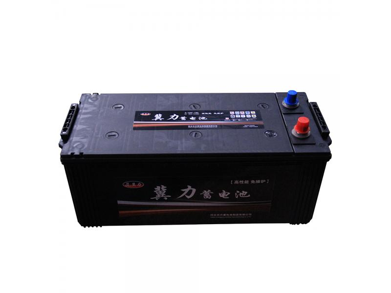 N180  Maintenance Free Starter Lead Acid Battery for Bus  2v 180ah