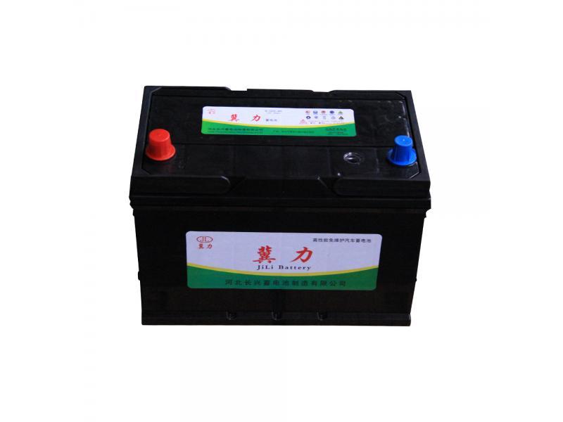 95D31R/L China Manufacture 12V 80AH  Lead Acid Starting Car Battery