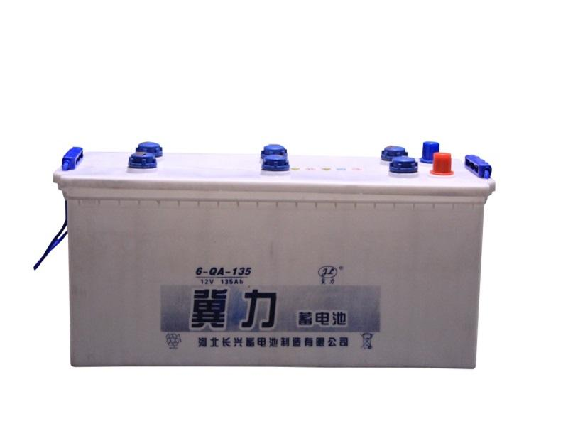 6-QA-135  N135  Zhengfan 12v 135ah  Lead Acid Dry Charged  Car Starter Battery