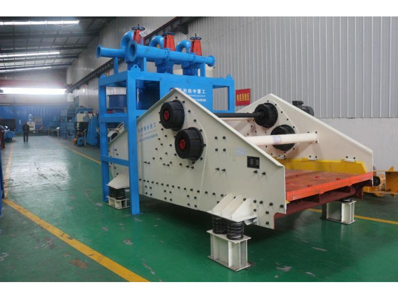 GP Tailings Dewatering Screen Environmental Mining Recovery Equipment
