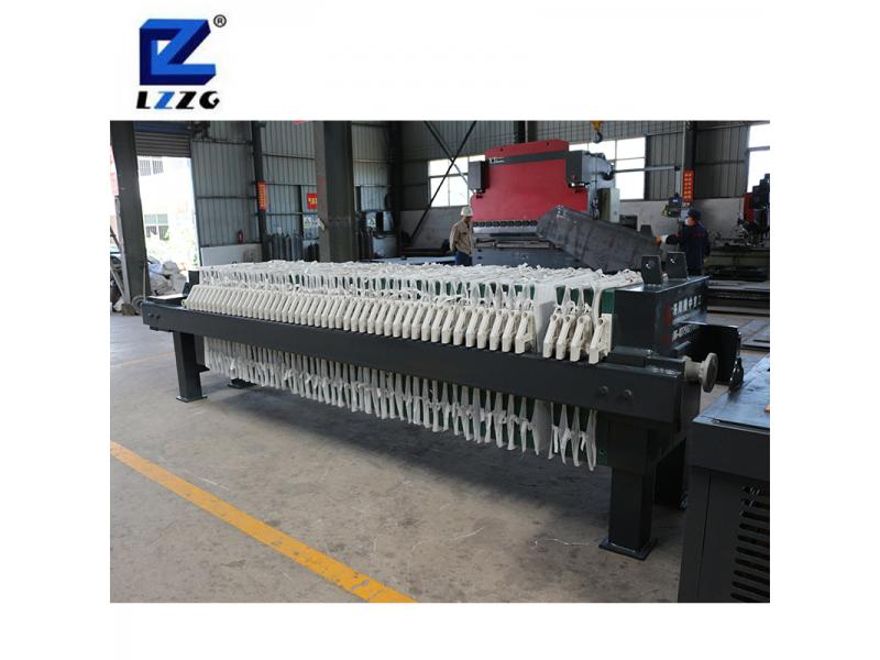 Good Performance Chamber Filter Press for Slurry