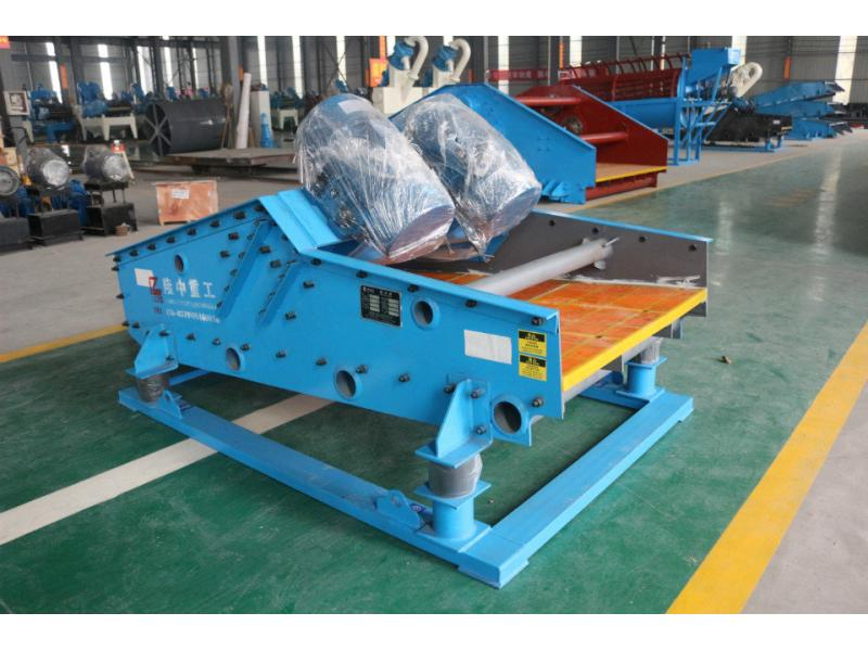High QualityMining Plant Sand Vibrating Dewatering Screen