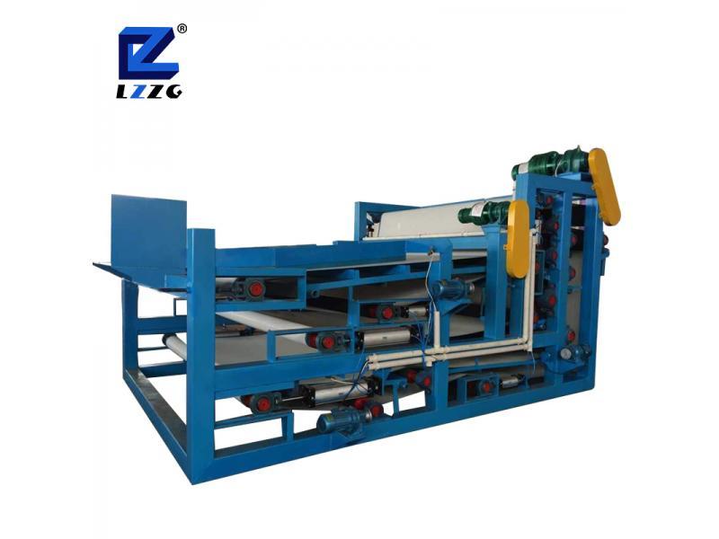 Wastewater Treatment Belt Filter Press for Sludge Dewatering Machine