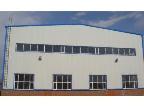 Prefab Insulated Steel Structure Warehouse Prefab Warehouse in Europe