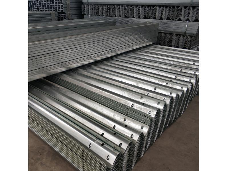 MASH AASHTO M180 TL1 Galvanized Highway Guardrail Traffic Road Crash Barrier Beams