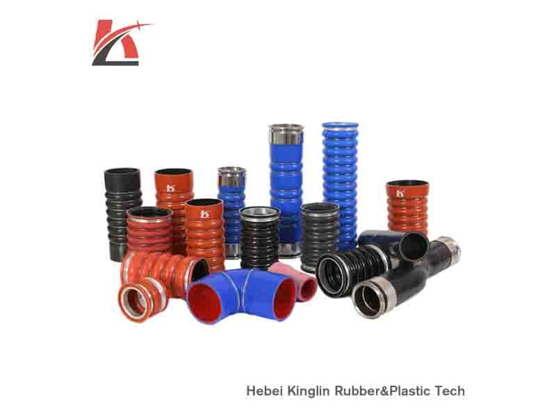 Manufacture Renault 5010315487 Truck Silicone Rubber Hose