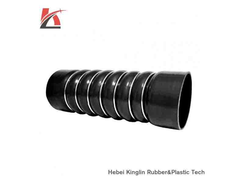 OEM 5010315487 Flexible Silicone Rubber Hose for Renault Truck