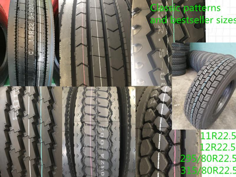 DOUPRO Brand China Truck Tyre Factory Wholesale High Quality Supplier Direct Hot Selling Truck Tire