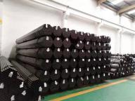 Ms Black Round Steel Pipe