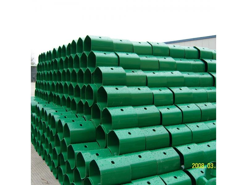 Guardrail Crash Barrier Spacer Blocks