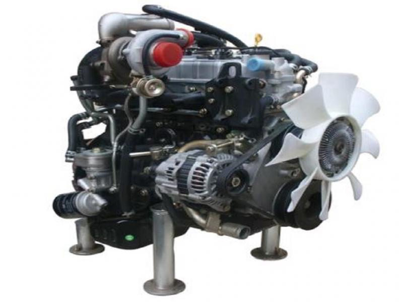 Euroiv-Standard Diesel Engine for Minitrucks (K15)