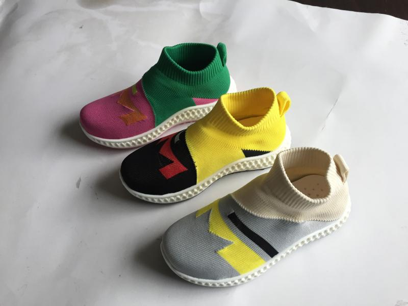 Children Sock Shoes for Wearing in Autumn and Spring