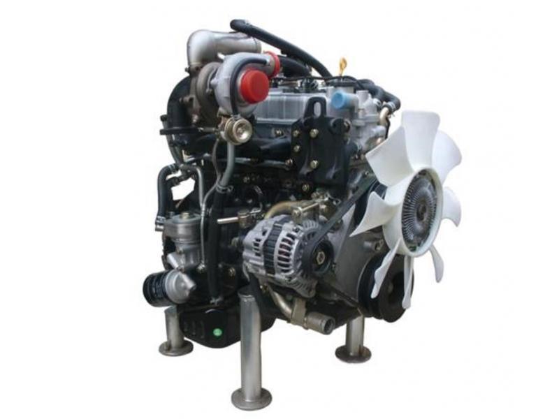 Euroiv-Standard Diesel Engine for Minitrucks (4K28F)