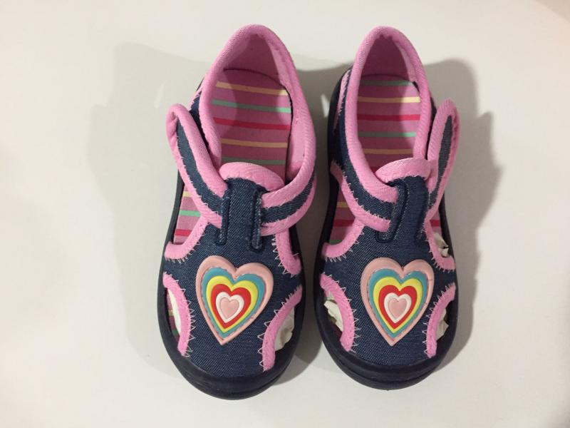 Canvas Children Shoes
