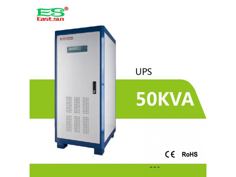 EST Series 50KVA Online 3 Phase UPS
