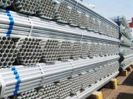 Round Galvanized Pipe for Construction