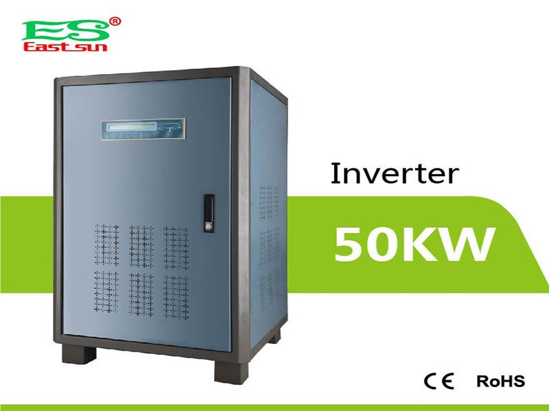 ESD Series 50KVA Online 3 Phase in Single Phase Out UPS