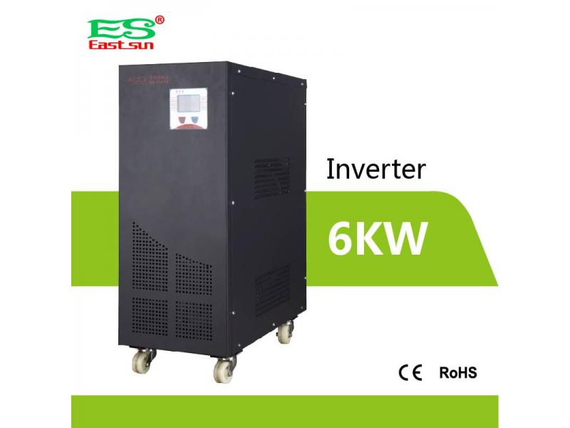 Single Phase 6KW Off-grid Inverter
