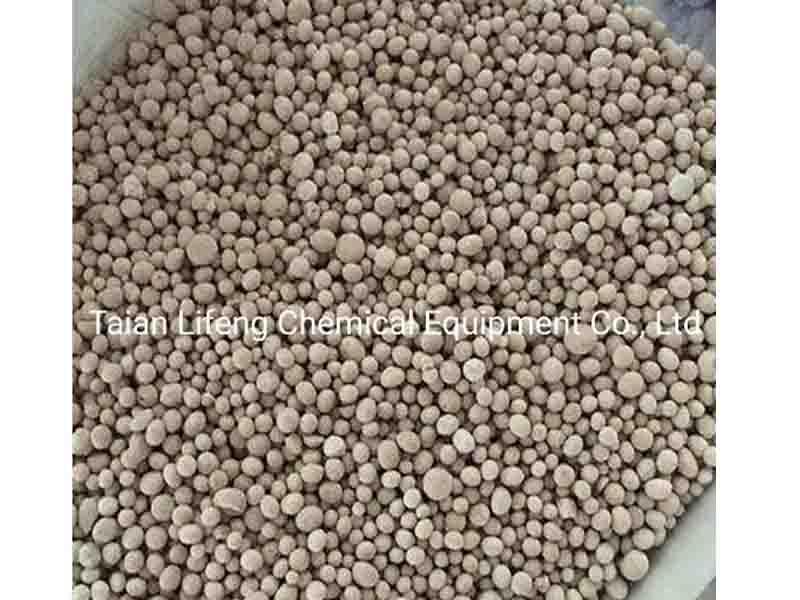 Fertilizer Machinery Product for Making Fertilizer Pellets