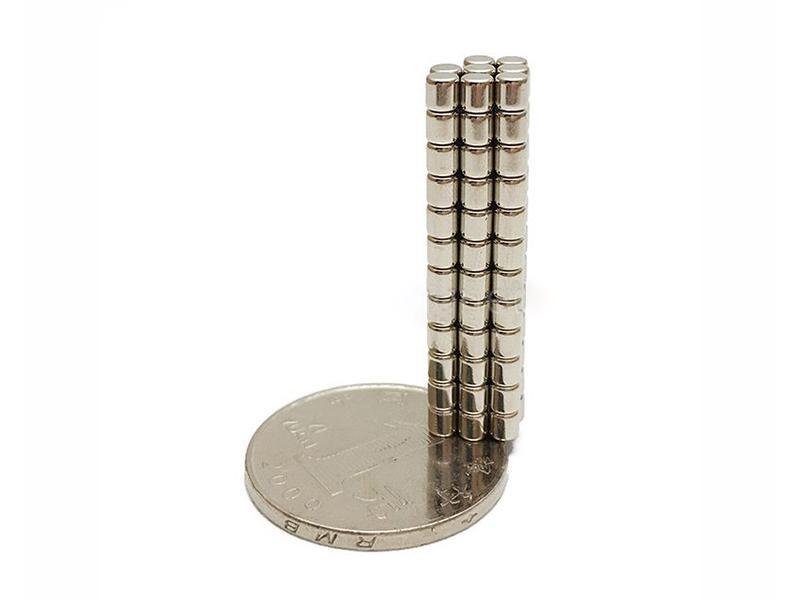 Disc Sintered NdFeB Magnet Neodymium Magnet for Sensor