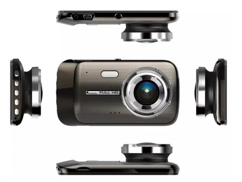 Camera Car Camera Car Dash Camera HD 1080P 4inch Screen 170 Degree Wide Angle Lens Night Vision Came