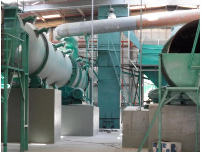 Biology Organic Fertilizer Making Machine Line