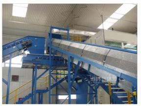 U Type Belt Conveyor