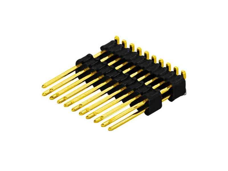 PH1.0mm PIN Header H=1.0mm Dual Row Straight Type