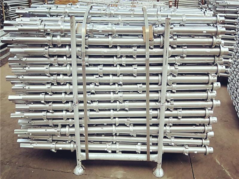 Construction Cuplock System Scaffold Vertical Standards