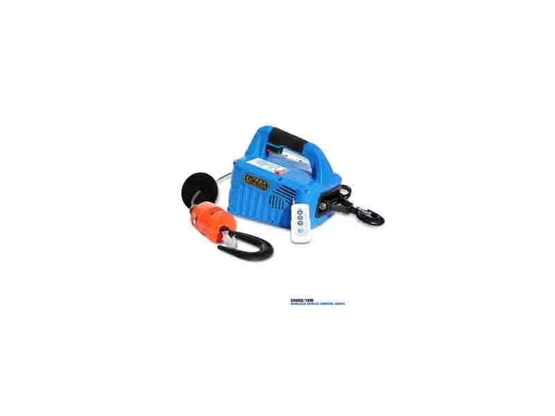 Engine Hoist Portable Hoist Wholesale Home Use Electric Lifter Hoist New Series Remote Control 200 K