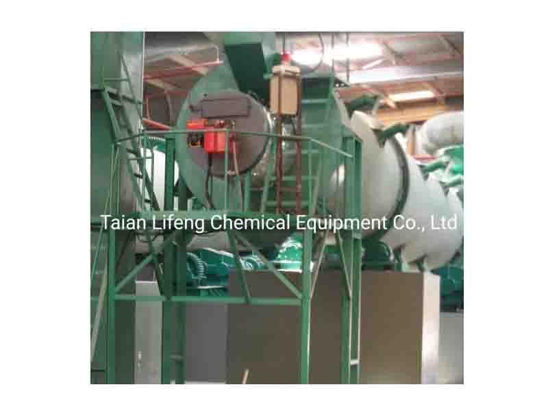 Agricultural Organic Fertilizer Granule Production Line