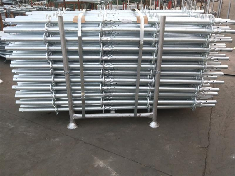 Ringlock System Scaffold Standard for Construction Formwork