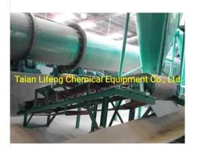 The Equiments of Fertilizer Granulator