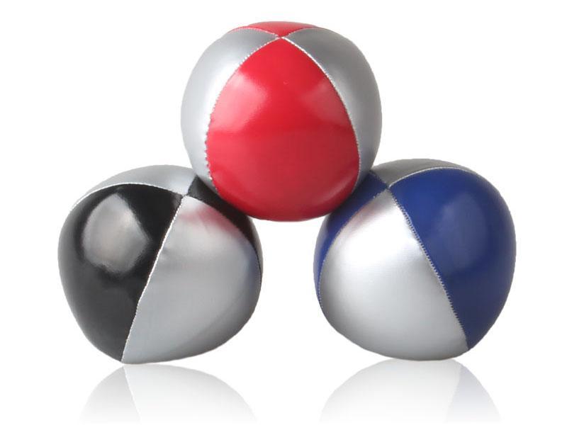 Whosale PU Juggling Ball OEM Panels Bulk Juggling Balls