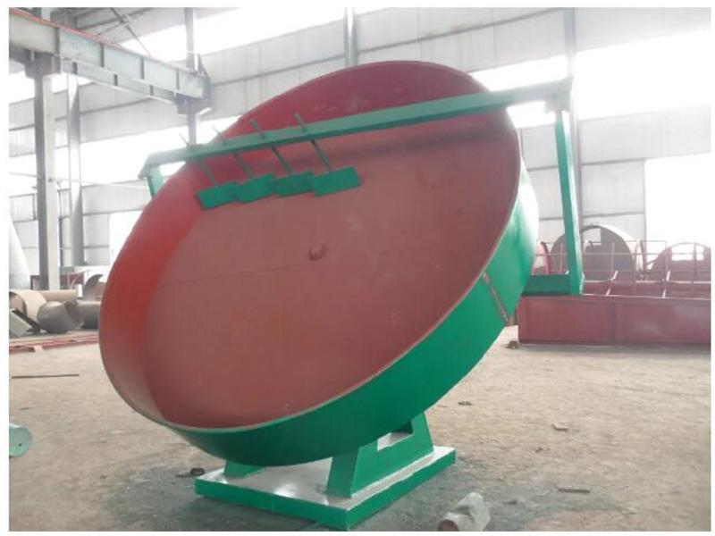 Disc Fertilizer Pellet Machine-Fertilizer Granulator Machine
