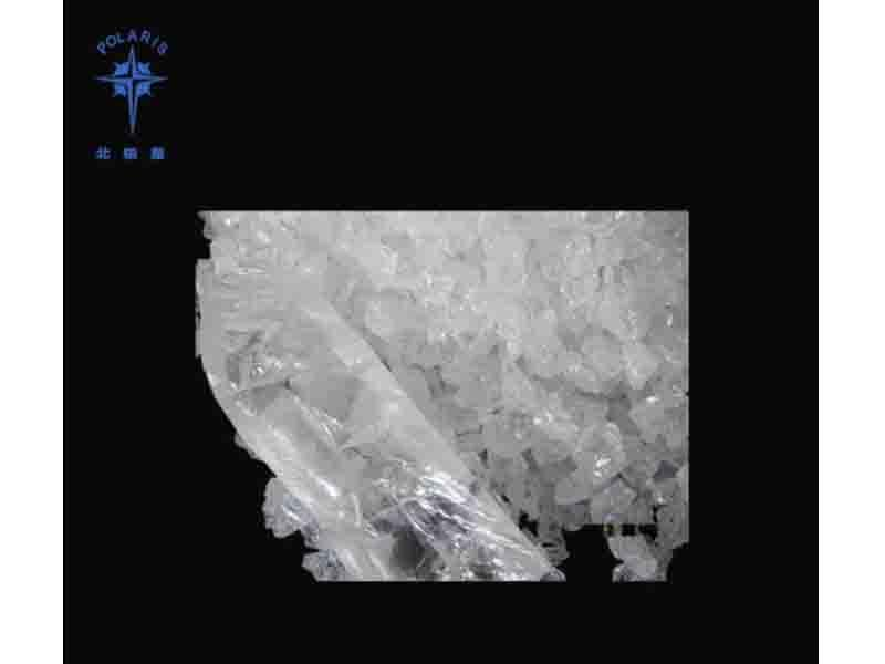 High Purity White Sapphire Crackle Pellet for Ky Crystal Growth Material