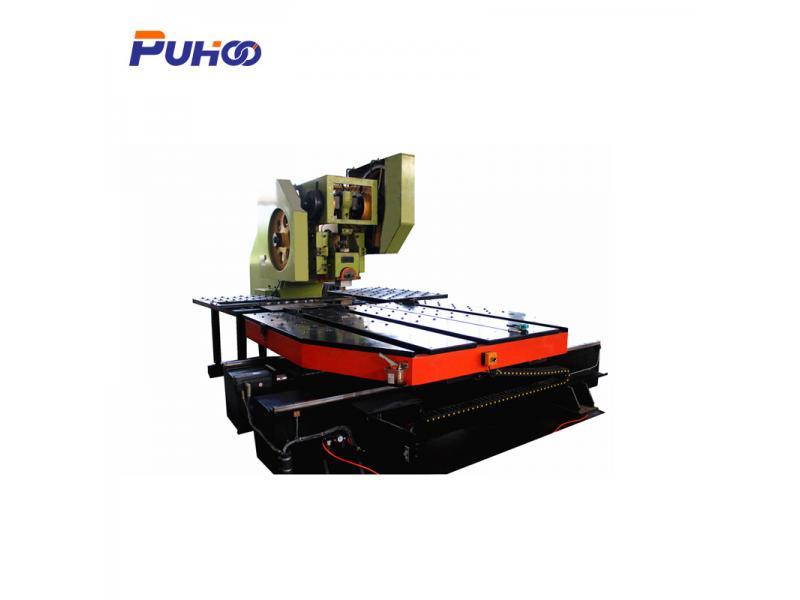 Full-automatic Professional CNC Punching Hole Machine for Platform