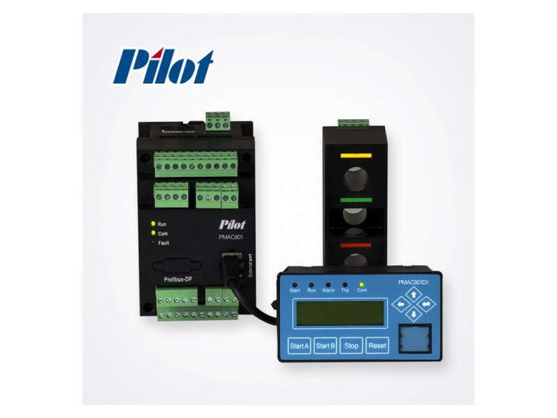 PMAC801 Multifunctional Motor Protection Relay with RS485