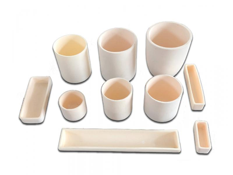 99.5% Alumina Advanced Refractory Ceramic Crucible