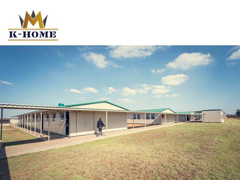 Single Floor Prefabricated Classrooms for Sale