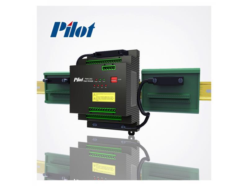 PILOT PMAC203 Data Center - - DC Multi Channel KWh Meter