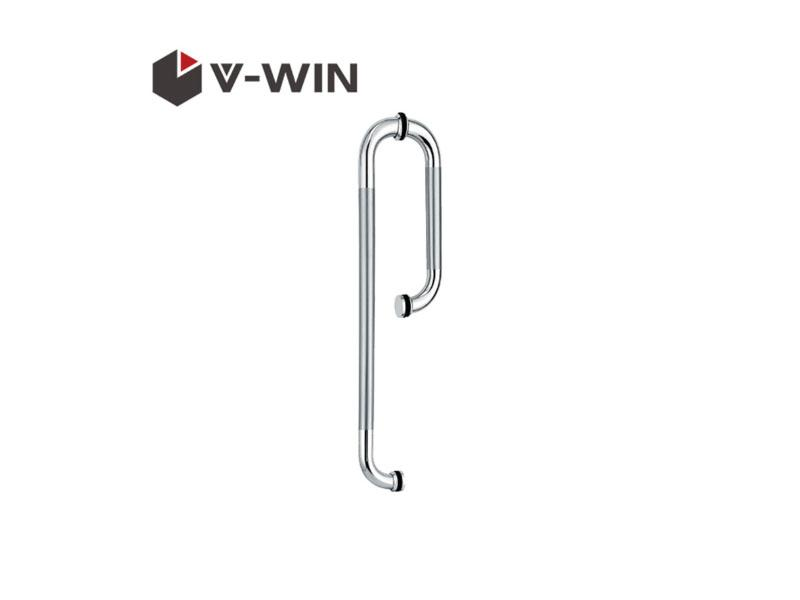 Stainless Steel Glass Door Handle for Shower&Bathroom Shower Handle VW-DH-139