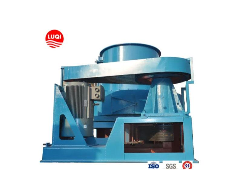 Luqi Mining Raymond Mill with High Quality