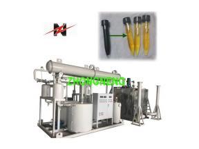 Engine Oil Base Oil Distillation System, Black Oil Steam Machine