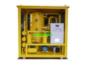 Vacuum Type Transformer Oil Purifier Plant, Insulating Oil Refining