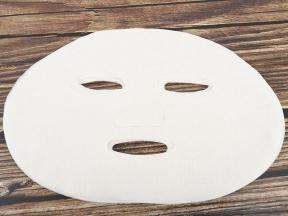 Disposable Facial Mask Paper Sheet