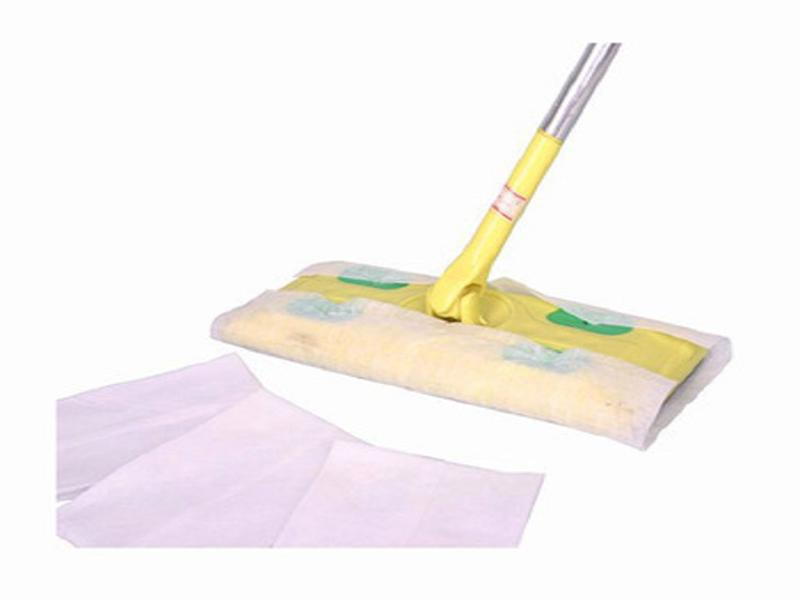 Dry Floor Cleaning Wipes Cloth