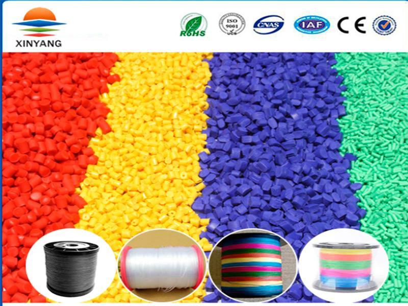 Plastic Masterbatch Wire Drawing Color Masterbatch