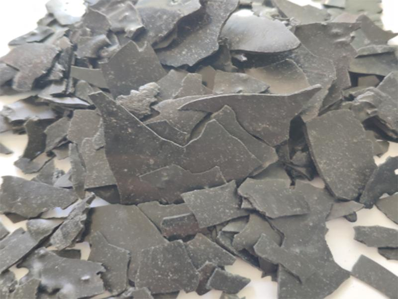 Recycled Black PE Wax
